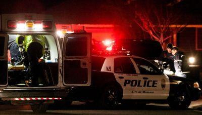 В Балтиморе неизвестный открыл огонь один погибший