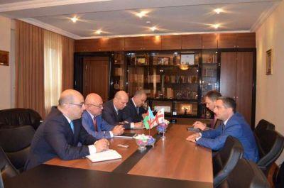 Таможенные органы Азербайджана и Грузии расширяют сотрудничество