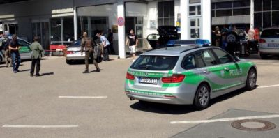 Two shot dead in Germany