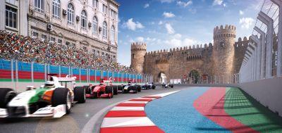 Названа дата проведения бакинского этапа Гран-при Формулы-1