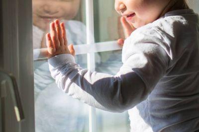 3-летний ребенок упал с 9-го этажа