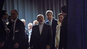 Керри, Могерини и Зариф проводят переговоры по Ирану