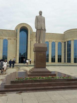 В связи с 140-летием национальной прессы в Масаллы проходит региональная конференция ФОТО