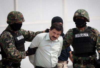 Самый опасный наркобарон El Chapo сбежал из тюрьмы
