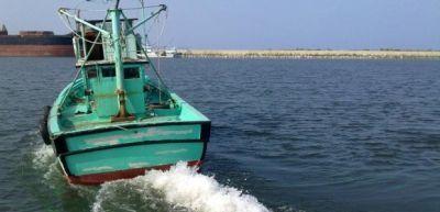 Спасены рыбаки оказавшиеся в беспомощном состоянии в Каспийском море