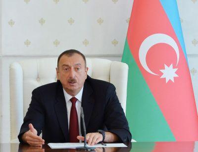 """Ильхам Алиев: """"Почему отели, не являющиеся пятизвездочными, столь дорогие?"""""""