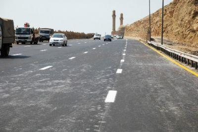 Восстановлено движение транспорта на южном въезде в столицу ФОТО