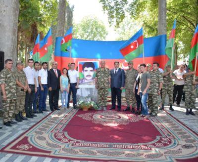 Сотрудники UNEC встретились с солдатами на передовой ФОТО