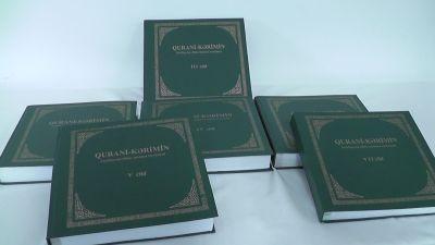 В Азербайджане издан Коран на алфавите Брайля