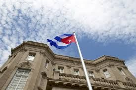Cuban embassy opened in US