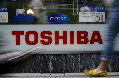 Toshiba bosses resign over $1.2bn profit scandal