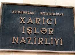 Официальный Баку ответил на обвинения Саргсяна