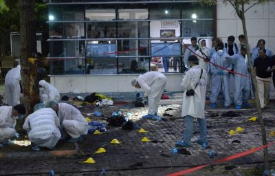 Террористка, ответственная за гибель более 30 человек, прибыла в Турцию из Сирии