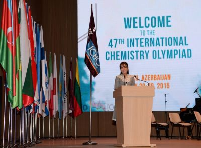 Baku hosts 47th International Chemistry Olympiad
