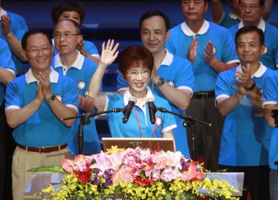 Taiwan to elect first female leader