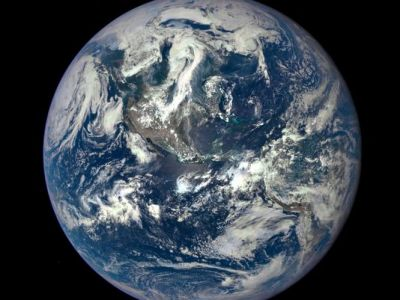 NASA photo shows Earth from 1 million miles away