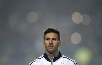 Месси получил € 3,5 млн за участие в торжественной церемонии закладки первого камня стадиона