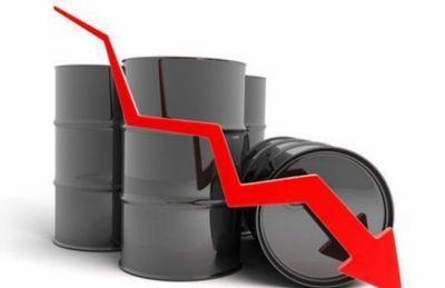 Цена азербайджанской нефти понизилась