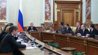 Правительство обсудило соглашение с Азербайджаном об инвестициях