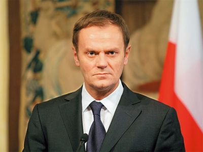 Official visit of Donald Tusk ends