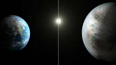 Astronomers discover new earth-like planet