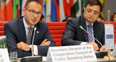 Secretary General of Turkic Council addresses Permanent Council of OSCE in Austria