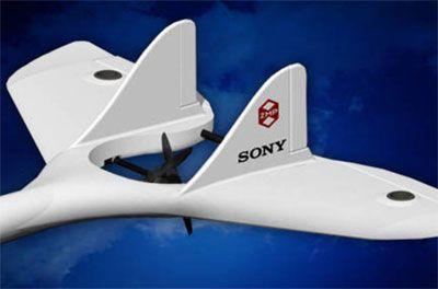 Sony займется созданием беспилотников