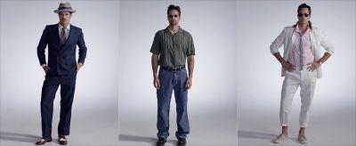 Как изменилась мужская мода за последние 100 лет - ВИДЕО
