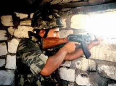 Armenia continues to violate ceasefire