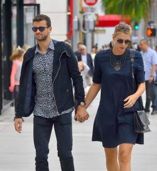 Maria Sharapova splits from Grigor Dimitrov