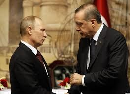 Turkish President discuss terror with his Russian counterpart