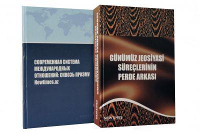 Newtimes.az publishes new books