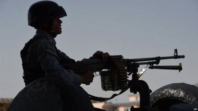 Taliban seize Afghan district