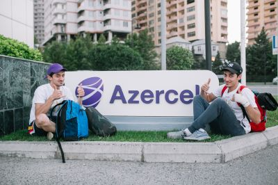 "Running till the northern border with the slogan ""Life without cigarettes"" Azercell continues its social projects"