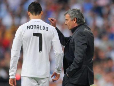 Mourinyo Ronaldoya görün necə söz atdı