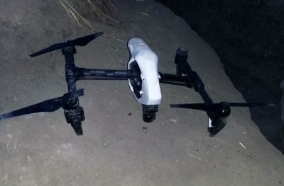 Another armenian drone shot down