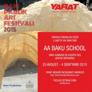YARAT to hold workshop in Azerbaijan