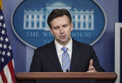 White House welcomes Turkey's help anti-Daesh forces