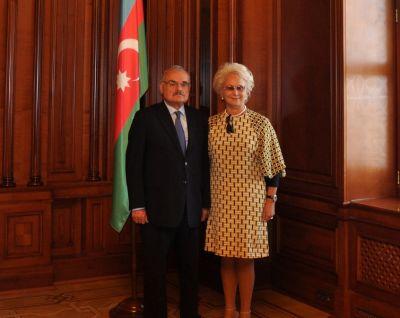 Татьяна Анодина: Проведение сессии Межгоссовета в Баку станет знаковым событием в истории международной гражданской авиации