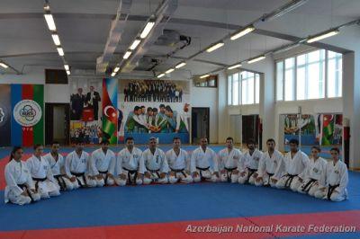 Yaponiya kanalı Azərbaycan karatesi ilə bağlı film çəkir