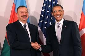 Azerbaijani President congratulates Barack Obama