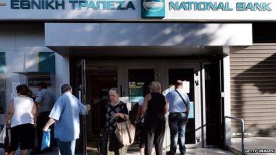 Greek shares plunge