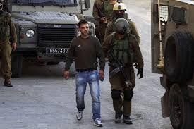 Силы безопасности Израиля задержали 21 палестинца