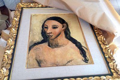 Картину 27 миллионов долларов пытались незаконно вывезти из Франции