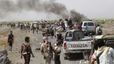 Pro-government forces recapture key Yemeni base