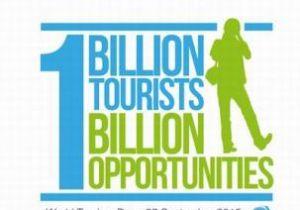 """""""Bir milyard turist  - bir milyard imkan"""""""