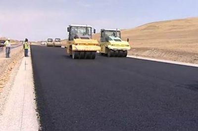 Завершается реконструкция участка автодороги