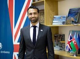 British Ambassador visits Azerbaijan's  southern region