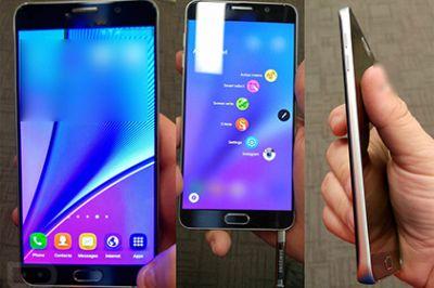 В сеть утекли фотографии Samsung Galaxy Note 5 ФОТО