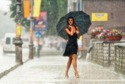 Завтра в Баку ожидается дождливая погода